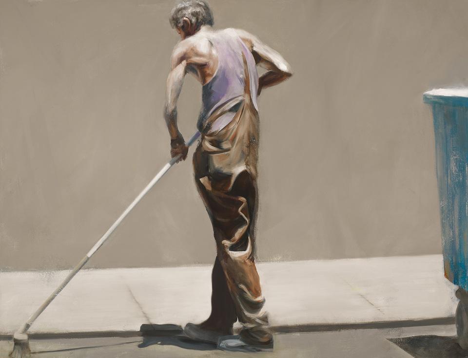Street Sweeper Havana