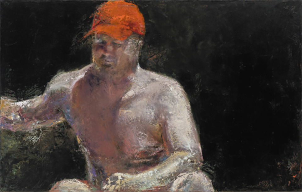 Orange Hat 3