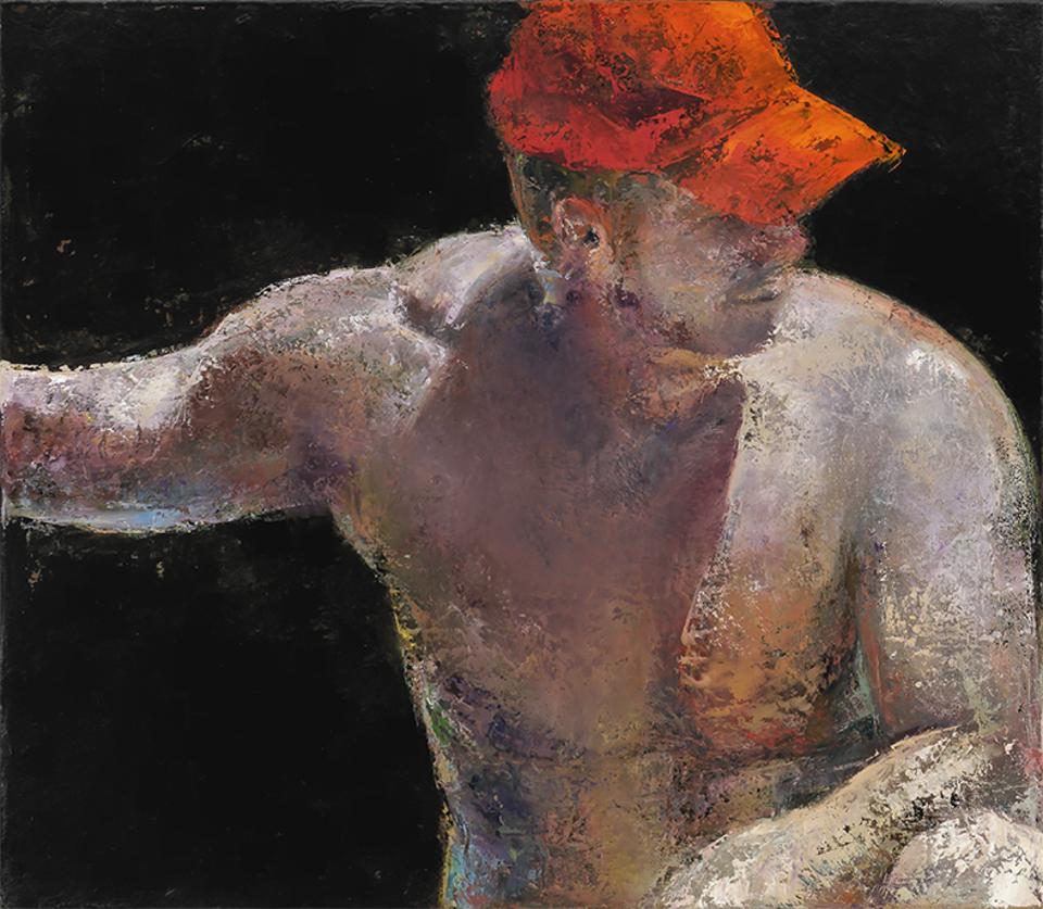Orange Hat 4